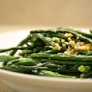 Stir-Fried Chinese Long Beans