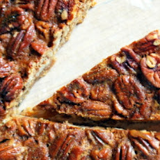 Holiday Honey Pecan Pie