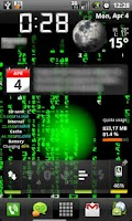 Screenshot of The Matrix - Live Wallpaper