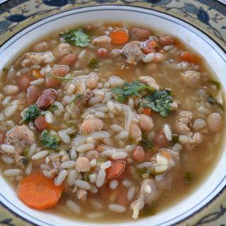 Brown Rice Soup Crock Pot Recipes
