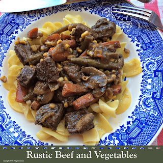 Rustic Beef and Vegetables