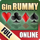 Gin Rummy Online FULL icon