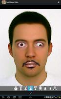 Screenshot of Face Changer Video
