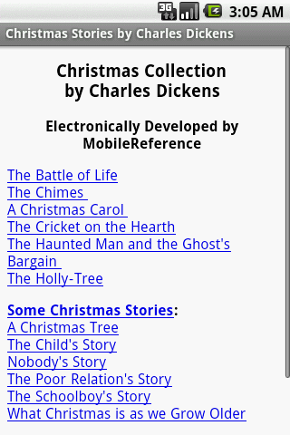 Christmas Collection - Dickens