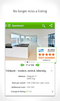 Screenshot of Property Switzerland, Flat