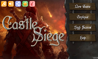 Screenshot of Castle Siege
