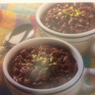 Chocolate Pistachio Rice Pudding