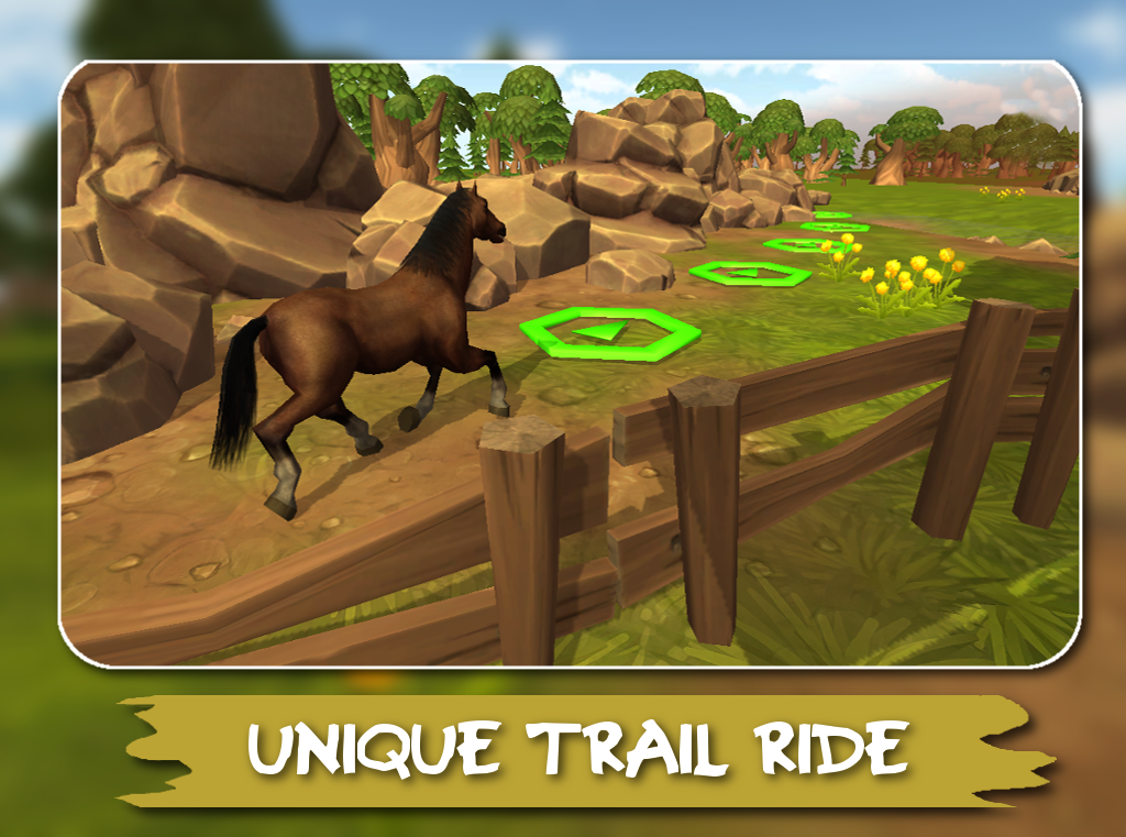Horse Haven Adventure 3D Screenshot 8