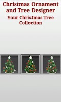 Screenshot of Christmas Ornaments and Tree