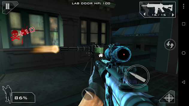 Green Force: Zombies Pro apk screenshot