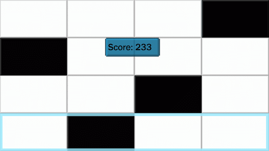White Tiles: Widescreen - screenshot