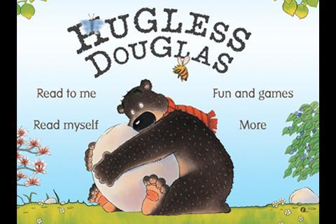 Hugless Douglas iStory Book