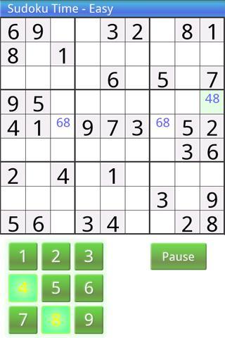 Sudoku Time Free