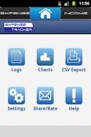 Screenshot of Expense Tracker-Money Manager