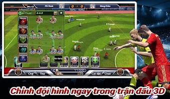 Screenshot of Siêu Sao Bóng Đá New version