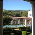 appeal of getty villa 155 pool