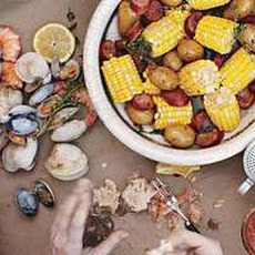 Backyard Clambake