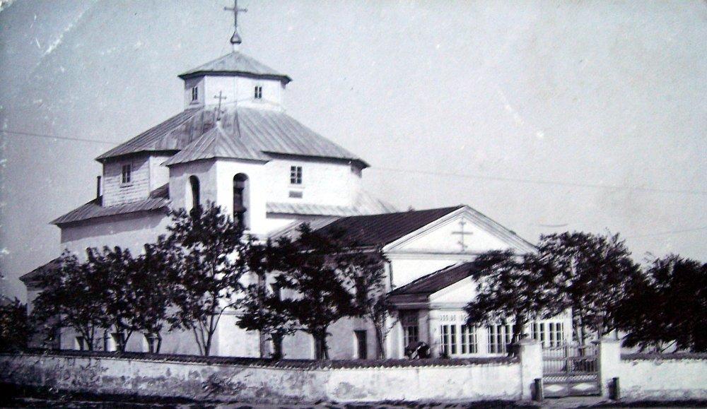 Очаков. 1902 г. Военный Свято Николаевский Собор