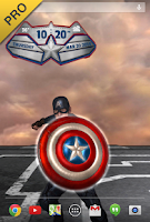 Screenshot of Captain America: TWS Live WP
