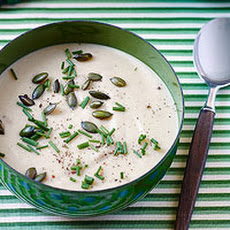 Parsnip & Potato Soup