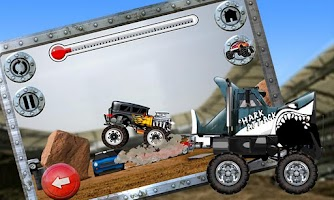 Screenshot of Top Truck Monster Truck Racing