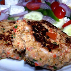 Italian Turkey Burgers (Reduced Fat)