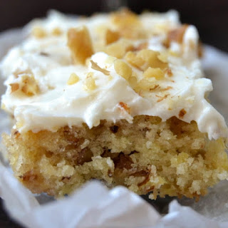 One Bowl Hummingbird Cake Bars Recipeby The View from Great Island