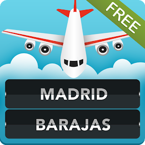 FLIGHTS Madrid Barajas Airport
