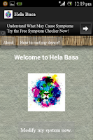 Screenshot of HELABASA - Sinhala Sri Lanka