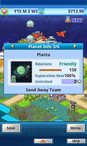 Epic Astro Story - screenshot