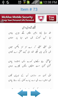 Screenshot of Baba Bulleh Shah R.A Poetry
