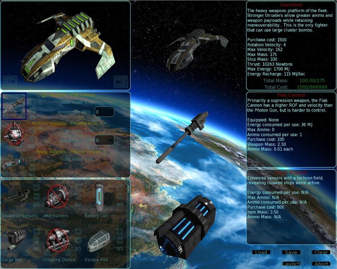 Galactic Melee