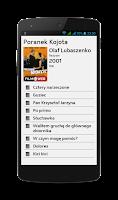 Screenshot of Legendarne Teksty