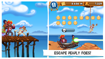 Screenshot of Bounty Monkey