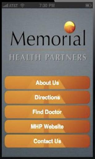 Memorial Health Partners