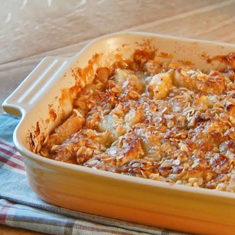 Brenda's Apple and Pomegranate Crisp Recipe | Yummly