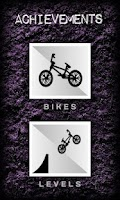 Screenshot of Fingerbike: BMX Pro