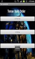 Screenshot of 스타크래프트1 빌드오더 파헤치기