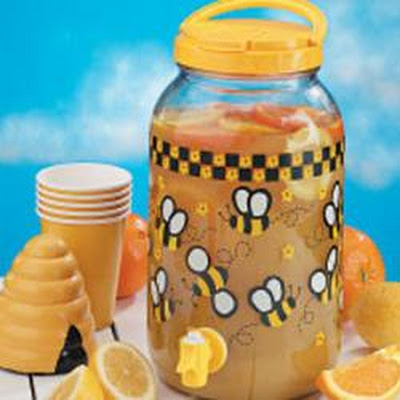 Honey-Citrus Iced Tea