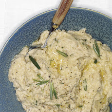 Yukon Gold and Fennel Puree with Rosemary Butter