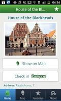 Screenshot of Latvia.Travel