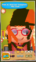 Screenshot of Candy Hair Salon - Kids Game