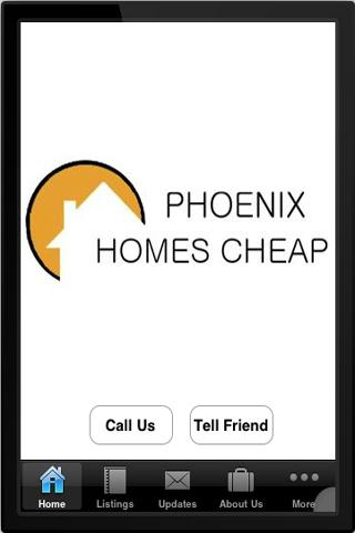 Phoenix Homes Cheap