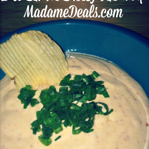 Low Calorie Cheesy Bacon Dip
