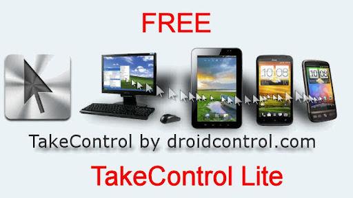 【免費工具App】Take Control Lite (ROOT)-APP點子