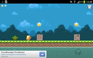 Screenshot of Click Jogos App