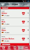 Screenshot of Kölner Haie