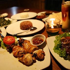 by Ahmat Supriyadhi - Food & Drink Plated Food