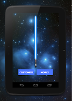 Screenshot of Force Saber of Light