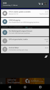 IITC Mobile Updater - screenshot